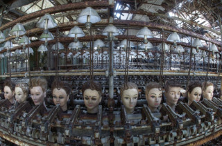 Freaky Deaky Abandoned Toy Factories