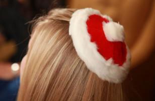A Christmas Yarmulke