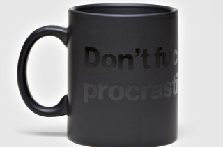 This Mug Won't Let You F*cking Procrastinate