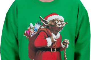Geeky Christmas Sweaters