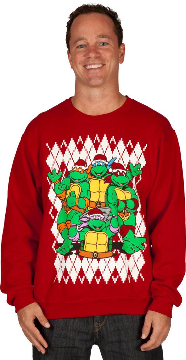 Geeky Christmas Sweaters | Incredible Things