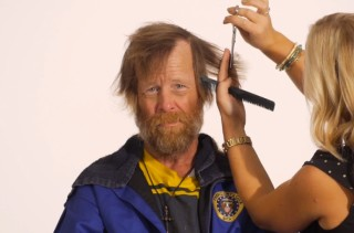 Timelapse Shows Homeless Man's Extreme Make Over