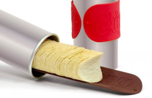 Clever Chip Dispenser Solves The Pringles Problem