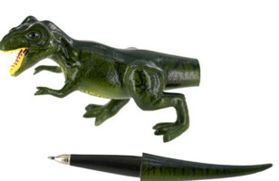 T-Rex Writing Pen