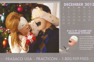 This Dental Practice Training Calendar Will Cause Nightmares