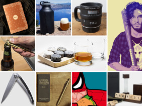 Manly Gifts For The Manliest Mens
