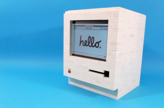 Macintosh LEGO iPad
