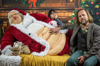 Take Your Picture with Santa the Hutt