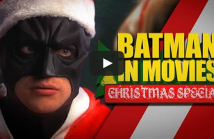 Batman Invades Christmas Movies