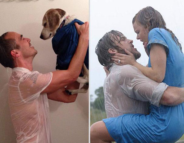 dog-man-recreated-movie-scenes-6