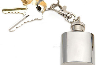 Bad Ideas: Key Chain Flask