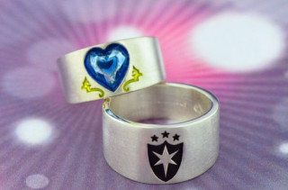 Pony & Brony Wedding Rings