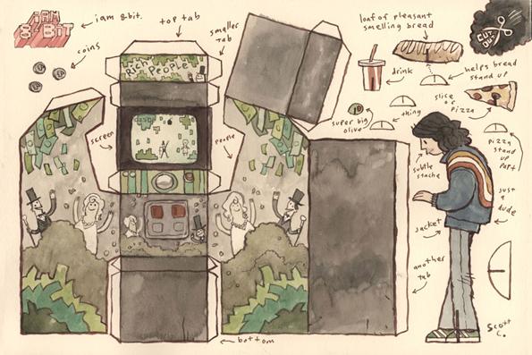 papercraft-arcade-games-4