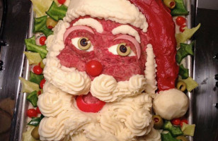 Santa Claus Meatloaf