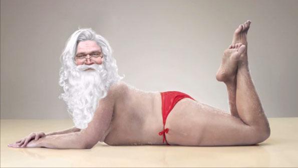 Santa Ass 90