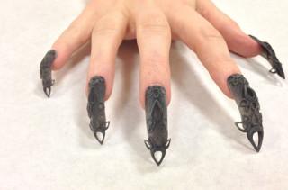 3D Printed Nail Art