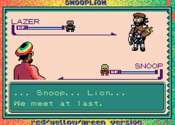 Snoop-Lion-Video-Game-Video