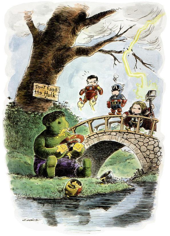 classically-plushed-superhero-winnie-the-pooh-4