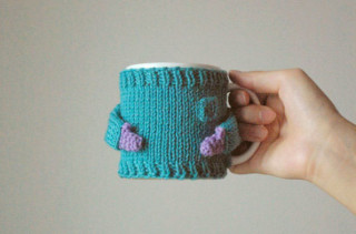A Sweater For Your Coffee Mug