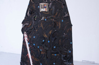 Vader Made Of Rotten Banana Peels