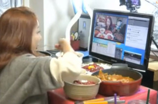 Girl Makes Bank Eating On Camera