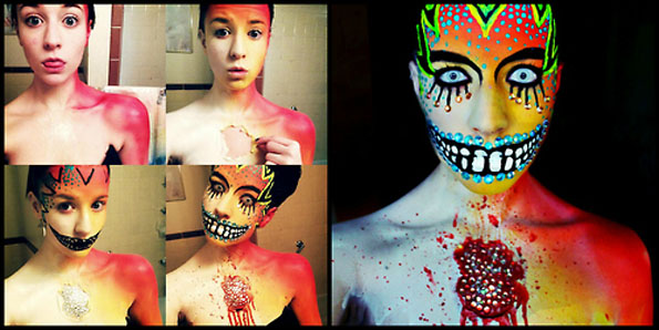 horror-make-up-tutorial-3