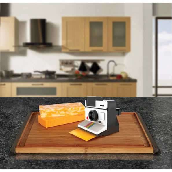Polaroid Cheese Slicer by Gama-go