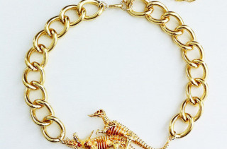 Romantic Dino Sex Necklace