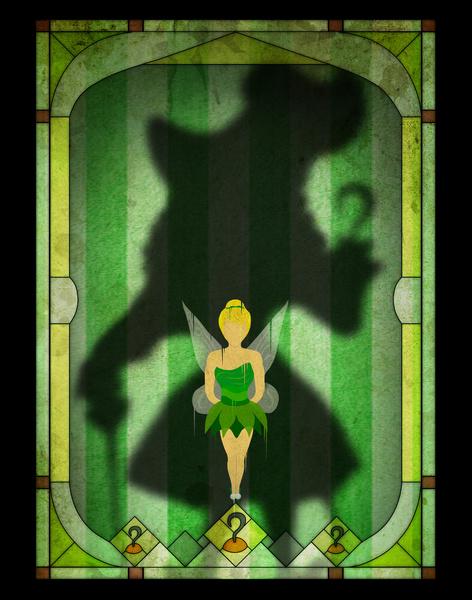 disney-princess-villain-shadows-6