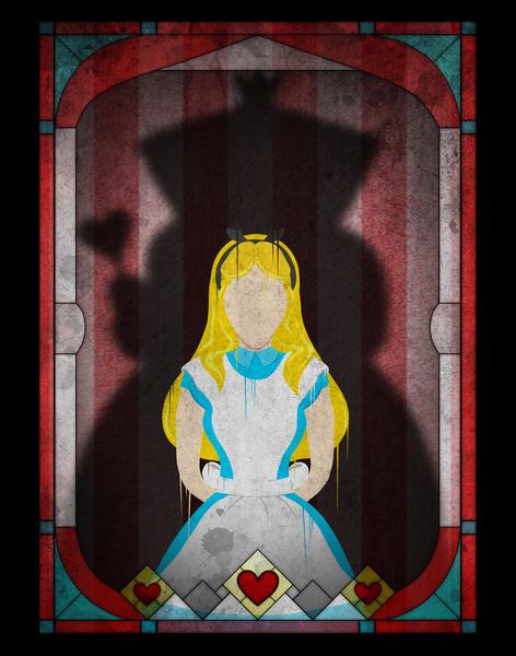 disney-princess-villain-shadows-7