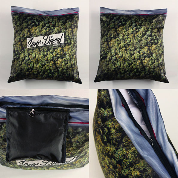 giant weed stash pillowcase incredible things