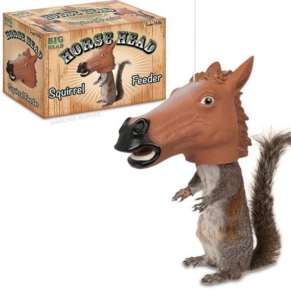 Big Head HORSE HEAD Box