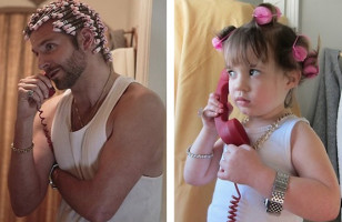 Two Little Girls Recreate Oscar's Best Picture Nominees