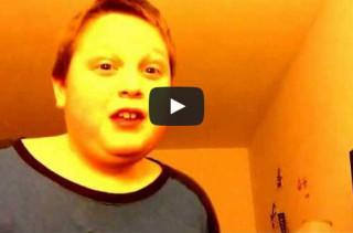 Kid Gets YouTube Like, Loses Mind