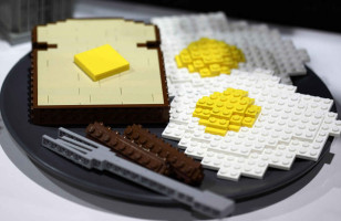 LEGO Food & More Incredible Links