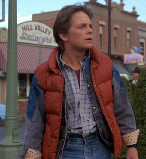 Marty McFly (Back to t...