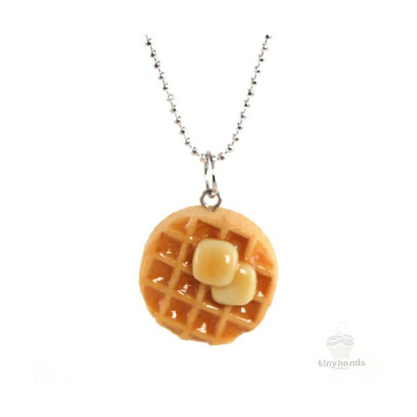 Scented Breakfast Necklaces
