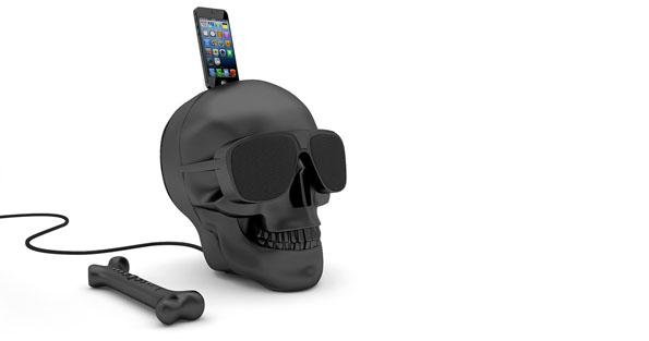 skull-speakers