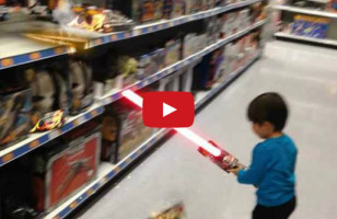 Dad Turns Son Into A Superhero