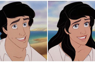 Disney Princes As Women