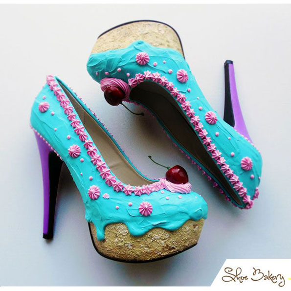 Tasteful Fashion: Dessert-y Heels | Incredible Things