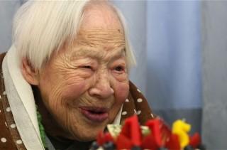 Happy Birthday, World's Oldest Person!