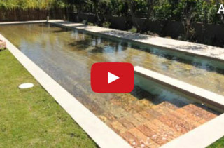 Watch This Deck Turn Into A Pool