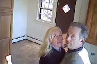 Real Estate Agents Caught Boning In House For Sale
