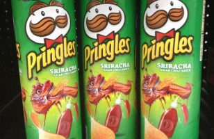 Would You Eat Sriracha-Flavored Pringles?