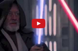 Star Wars With Bad Sound Effects Is LOLworthy