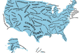 How The Brits Stereotype The US States