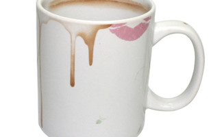 Perpetually Dirty Cup Thwarts Potential Mug-Theives