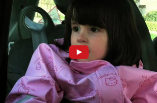 Little Girl Rocking Out To Heavy Metal Is Hardcore Cuteness