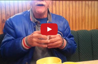 Man Learns He's Gonna Be A Grampa, Now I'm Crying